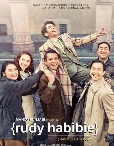 Sinopsis Rudy Habibie Habibie Ainun 2