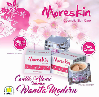 Moreskin Cream