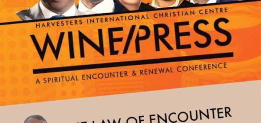 [Winepress Conference] Apostle Joshua Selman – The Law Of Encounter