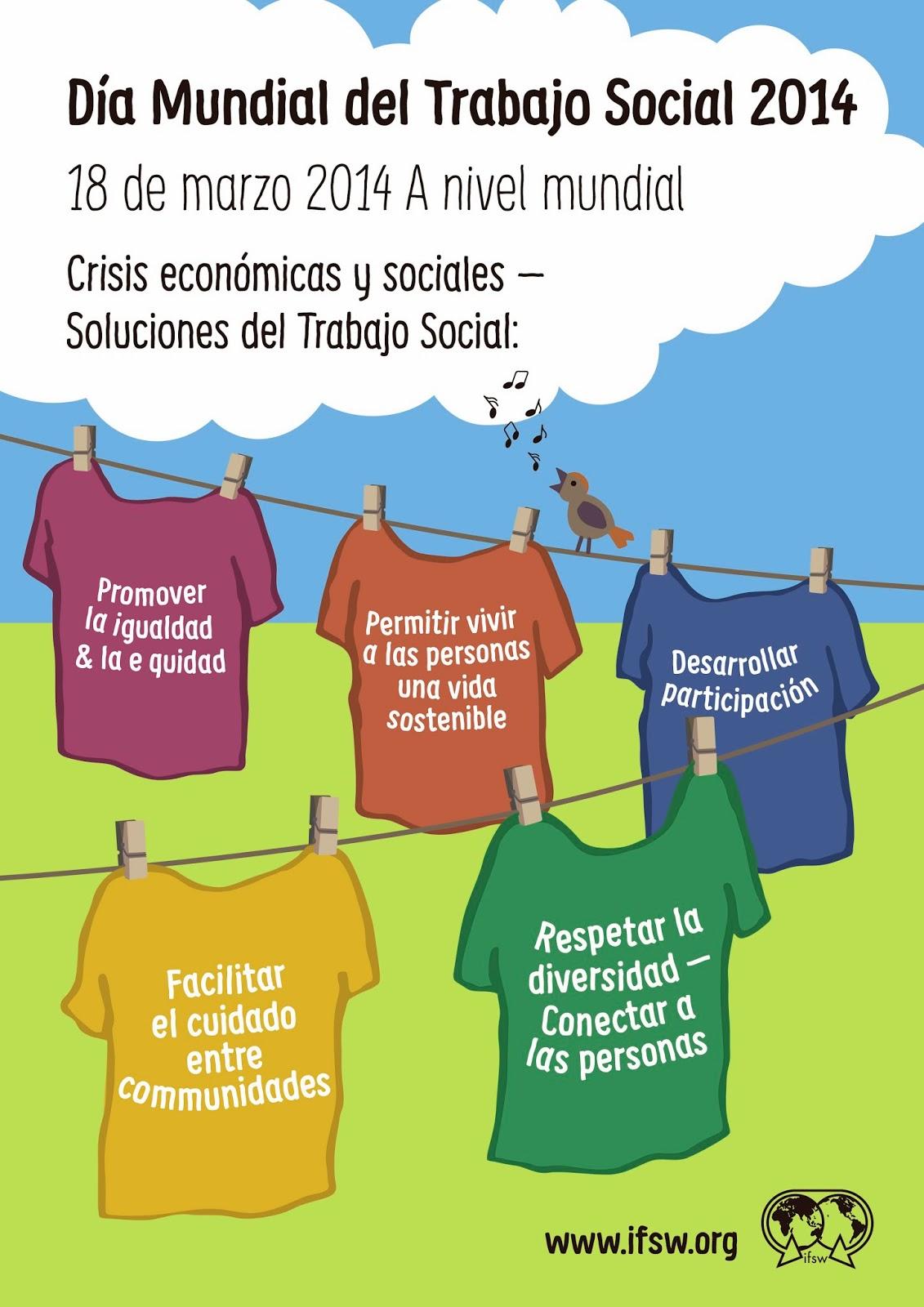 GSIA Hablando de Infancia y Adolescencia: Trabajo Social 2014