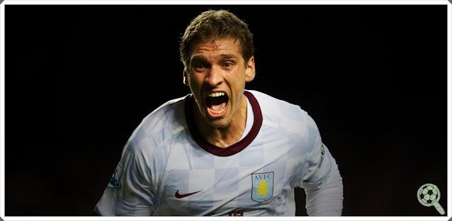 Stylian Petrov Aston Villa