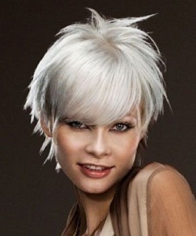 Ask Erena: GREY HAIR - NEW FASHION TREND OF 2012