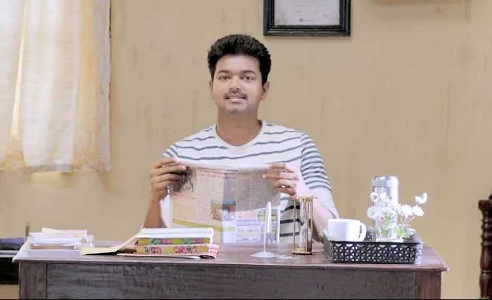 Thalapathy Vijay Kathhi Movie HD Photos-Posters and Pictures