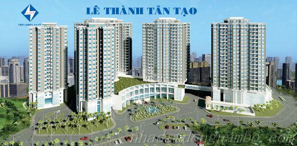 Căn hộ Lê Thành Tân Tạo quận Bình Tân mở bán block D