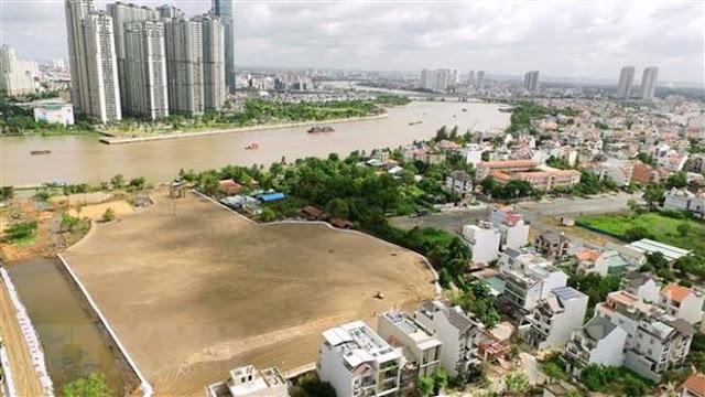 Khu đô thị mới Thủ Thiêm: Sai phạm nghiêm trọng về thu hồi đất