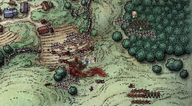 Victory as invading orcs flee Phandalin