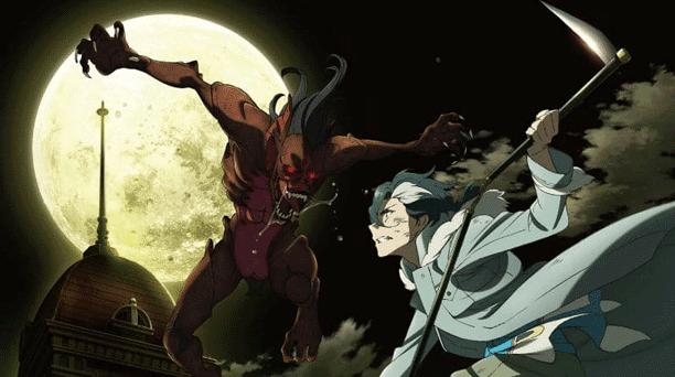 Anime P.A.Works Terbaik - Sirius