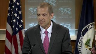 بالفيديو  : رد الخارجيه الامريكية علي طلب زياره عمرالبشير لامريكا