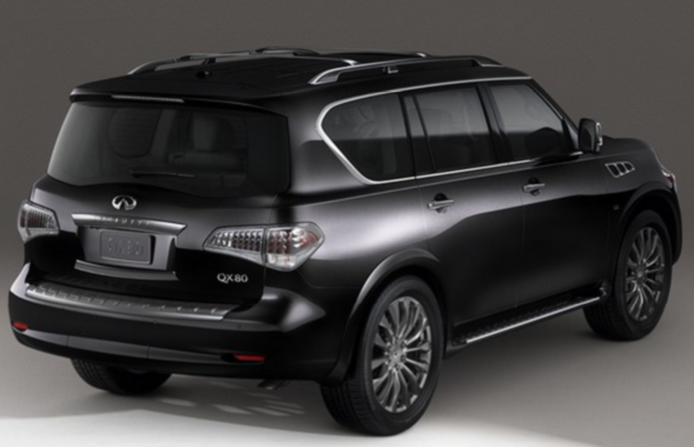 2017 infiniti qx80 redesign auto sporty. Black Bedroom Furniture Sets. Home Design Ideas