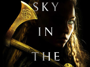 I'm Here For Books Featuring Female Warriors: Sky In The Deep by Adrienne Young