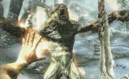 Imagen del juego The Elder Scrolls V: Skyrim (2011)