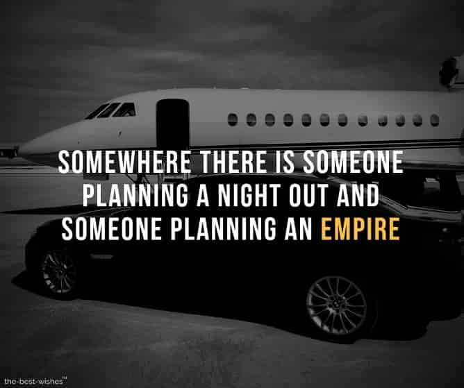 Motivational quote on Building an Empire Image Hd