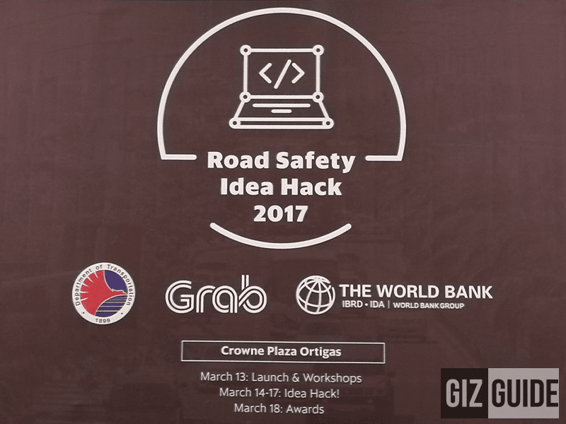 Road Safety Idea Hack 2017!