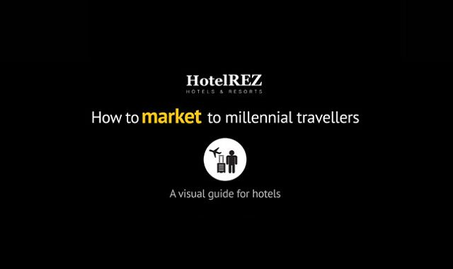 How to Market to Millennial Travellers A Visual Guide for Hotels