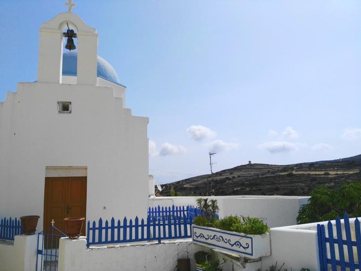 chapelle lefkes paros