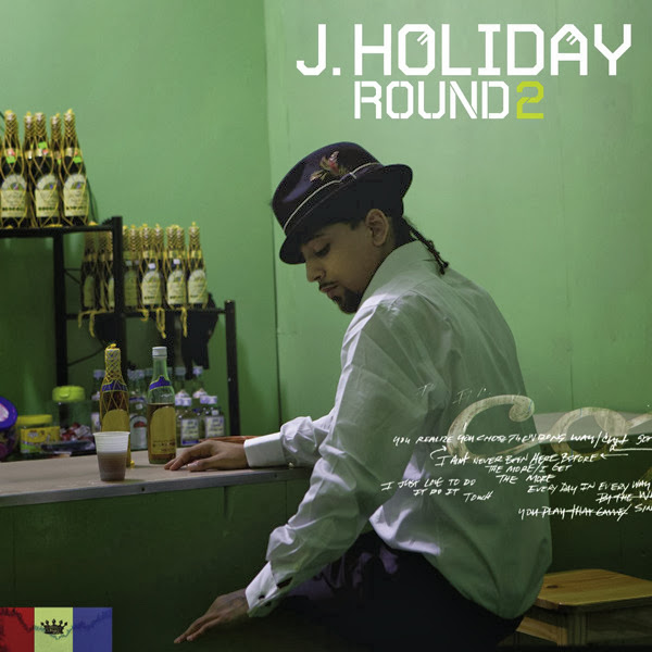 J. Holiday - Round 2 Cover