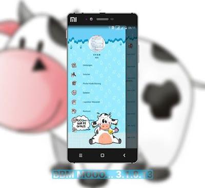 BBM MOD MoOo Tema Sapi V3.1.0.13 Apk