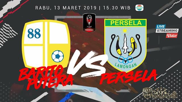 Prediksi Barito Putera Vs Persela Lamongan, Rabu 13 Maret 2019 Pukul 15.30 WIB @ Indosiar