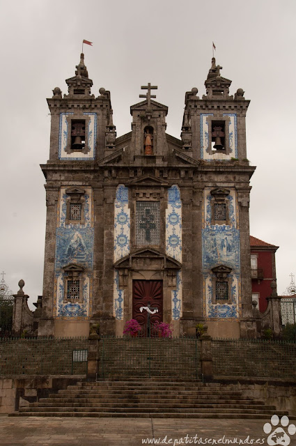 Iglesia de San Ildefonso de Oporto