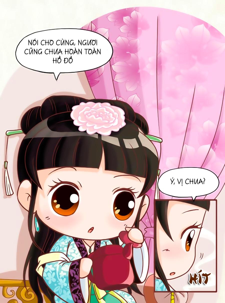 Chân Hoàn Truyện Chap 14.1 - Next Chap 15