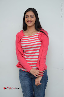 Telugu Actress Mouryani Latest Pos in Blue Denim Jeans  0067.JPG
