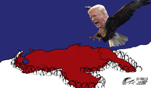 ¿Trump construirá el muro en Venezuela? | Por Federico Boccanera