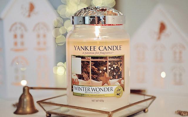 Winter Wonder Yankee Candle - czyli poznajemy Q4, akt trzeci :) - Czytaj więcej »