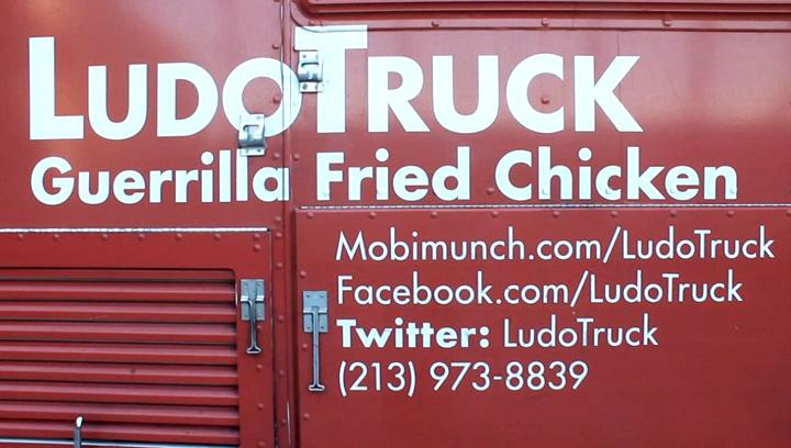 Ludo Lefebvre Food Truck
