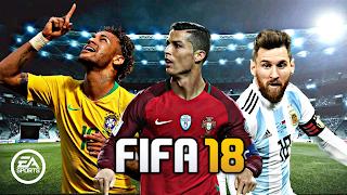 FIFA 14 MOD FIFA 18 Android Offline Russia Edition 1 GB