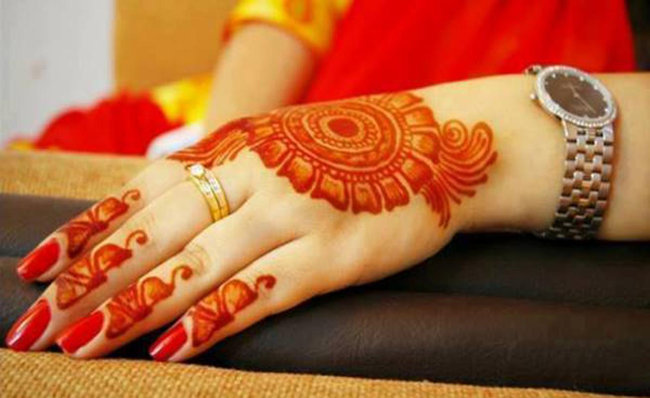 Beautiful Henna Designs: Mehndi Page: Beautiful Henna Design