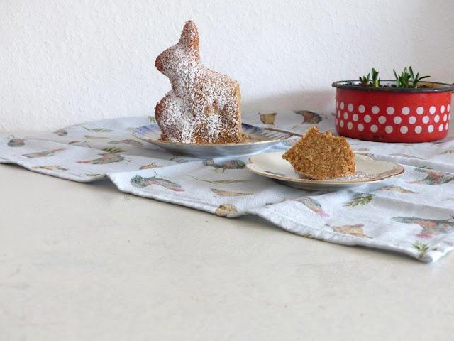 Osterhase backen Dinkelmehl Dinkelvollkornmehl Vollkornmehl Rezept Ostern Hase Ritual
