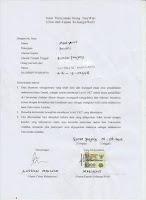 Contoh Surat Pernyataan Guru Tidak Tetap