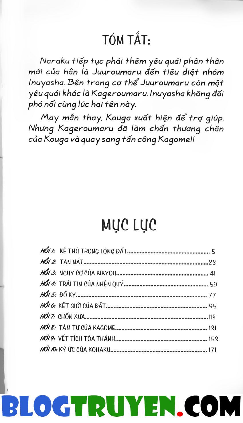 Inuyasha vol 18.1 trang 3