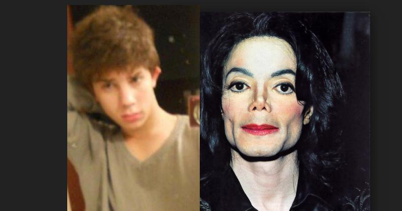 Ξόδεψε χιλιάδες ευρώ για να μοιάζει στον Μάικλ Τζάκσον - ΕΙΚΟΝΕΣ