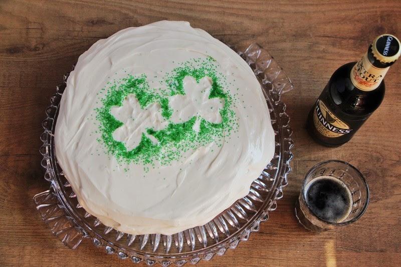 Guinness-Kuchen
