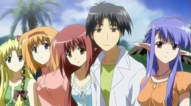 anime action romance terpopuler