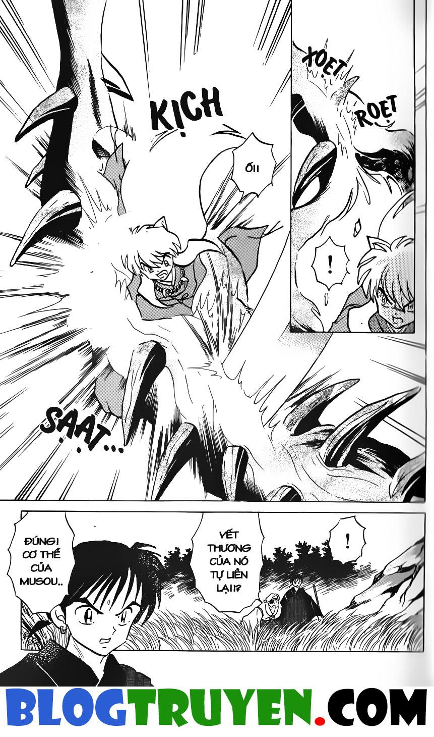 Inuyasha vol 22.3 trang 12