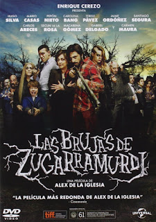 Las brujas de Zugarramurdi [DVD5] [NTSC]