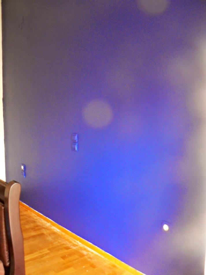 Ανακαίνιση κρεβατοκάμαρας σε μπλε τόνους