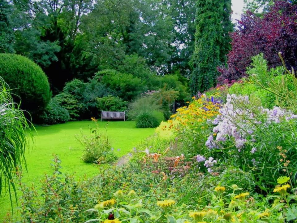 Bonitos jardines y paisajes - Jardines y paisajes ...