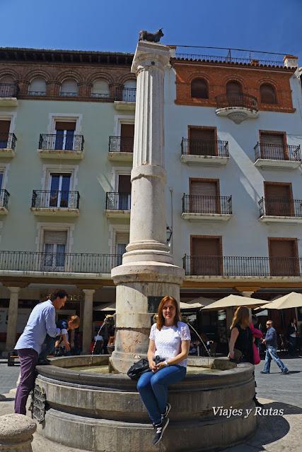 Fuente del Torico de Teruel