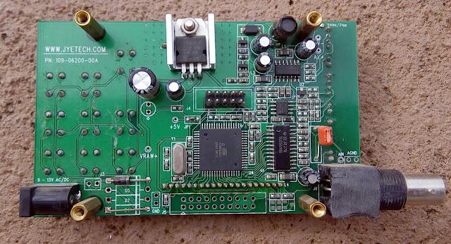Osciloscópio DSO062 JYE Tech