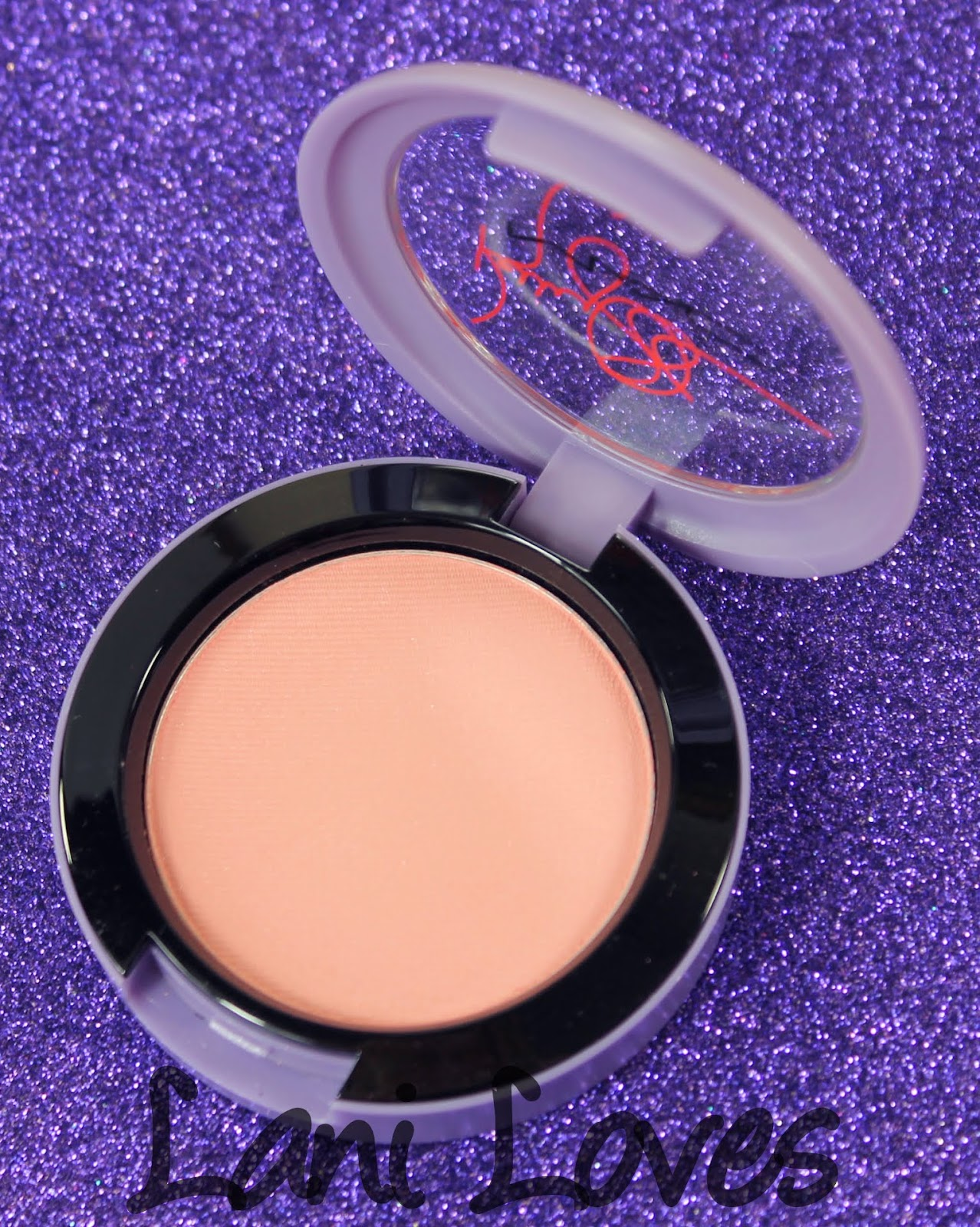 MAC Monday: MAC X Osbournes - Cheeky Bugger Swatches & Review