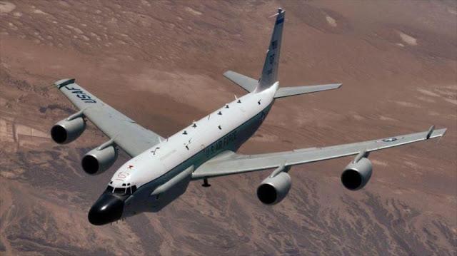 Aumentan en Siria los vuelos espía de EEUU… ¿señal de guerra?