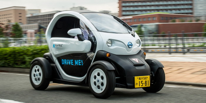 The Japanese City Of Yokohama Launches A Service To Share Electric