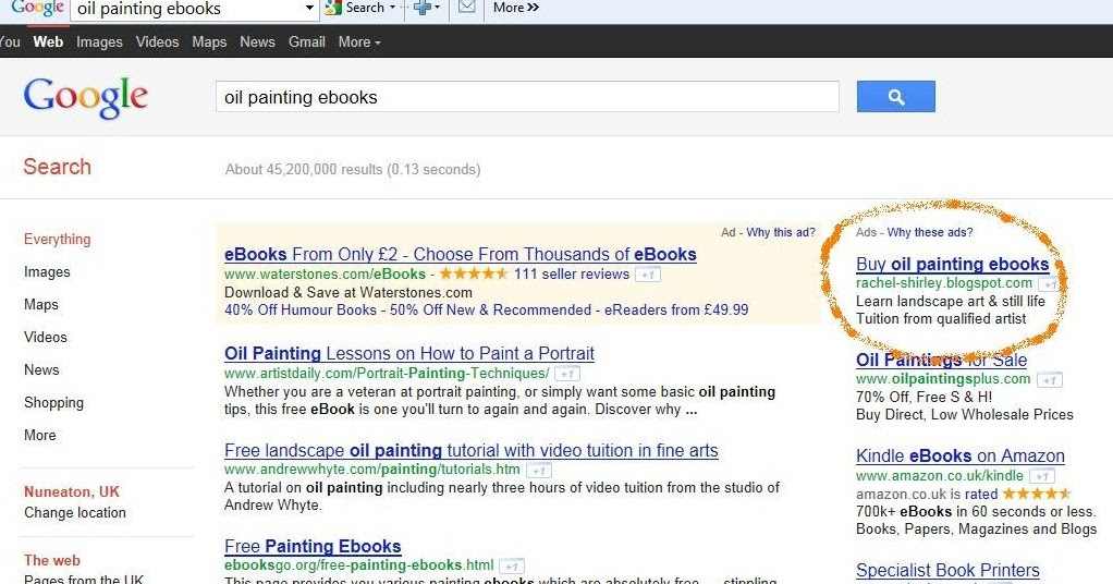 Writers remedies how to sell books through google adwords fandeluxe Choice Image