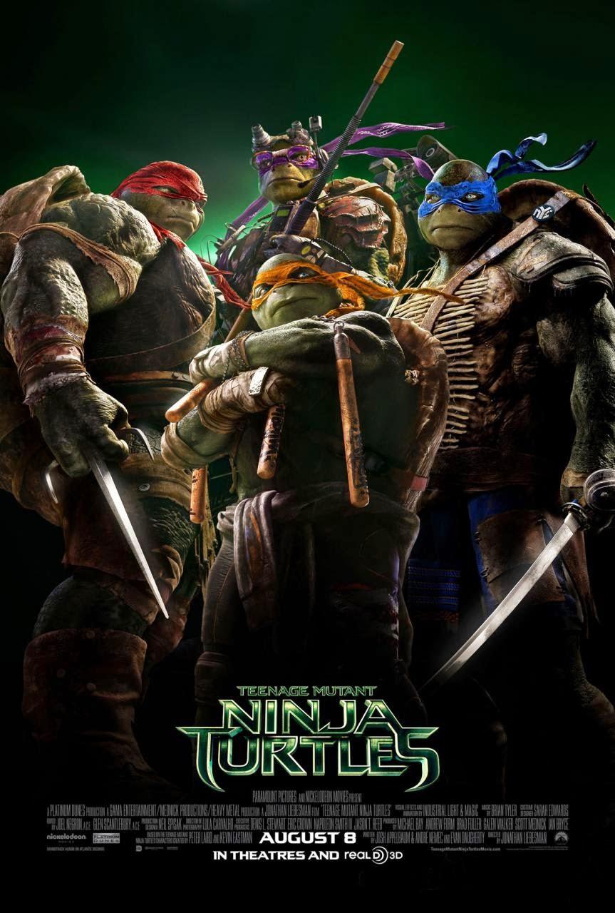 Download Filme As Tartarugas Ninjas (Temperatura Máxima) Qualidade Hd