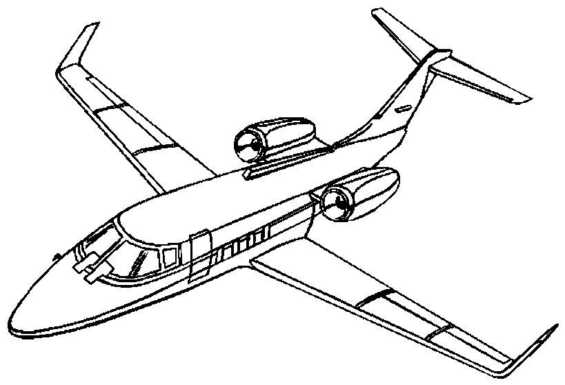 Blog MegaDiverso: Aviones Para Descargar Y Pintar
