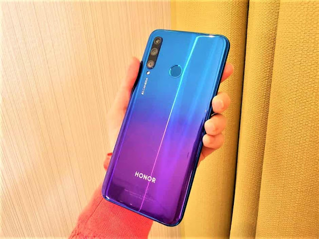 smartphone has been launched amongst practiced specs as well as features inward Malaysia equally the  Honor xx Lite launched: Specs as well as features