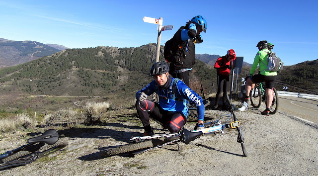 AlfonsoyAmigos - Montejo de la Sierra - La Hiruela